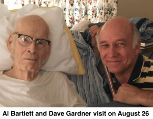 Al Bartlett and Dave Gardner
